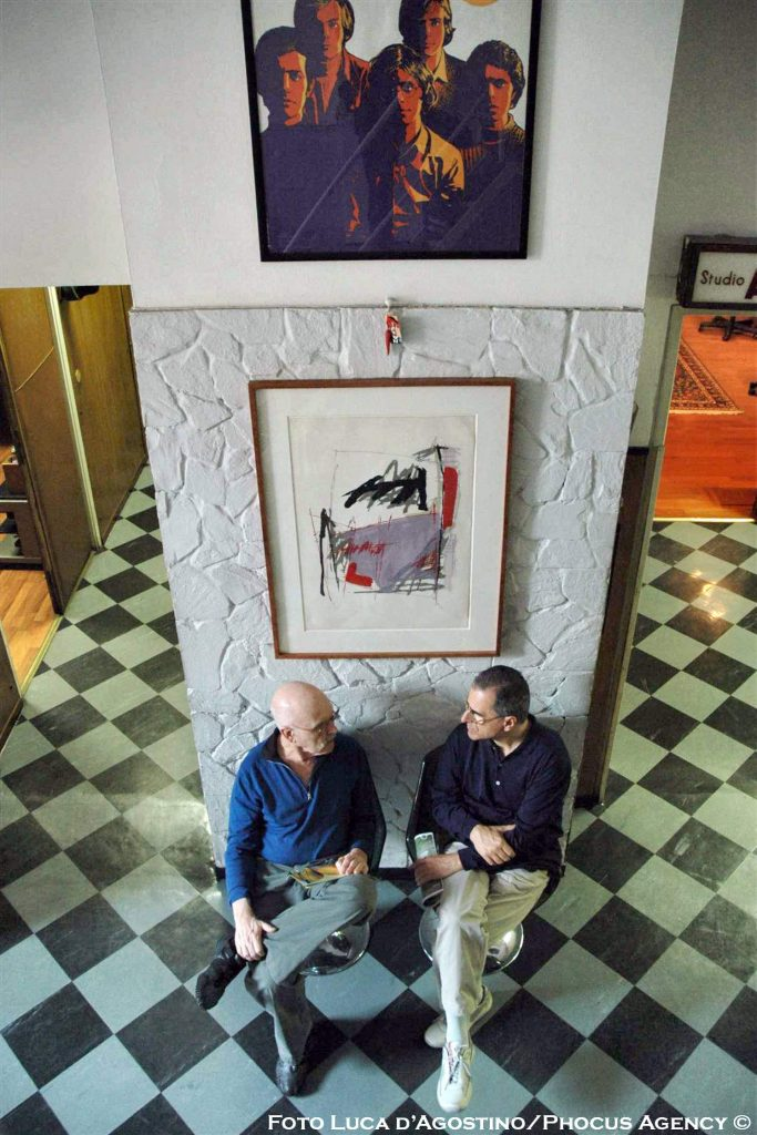 Milano, Hall Pieranunzi Studio 029 - By Luca D'agostino